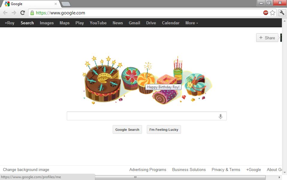 :o birthday